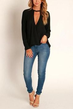 ec5d6567db ... Long sleeved with button - Wrap front - Curved hem - Loose fit - Hand  wash - Main  80% Polyester