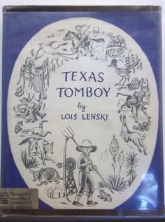 Lois Lenski books, read them all! This is my favorite, followed by Bayou Suzette (of course!)