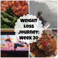 First Time Mom and Losing It: Weight Loss Journey: Week 30