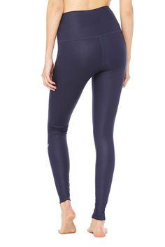 High-Waist Airbrush Legging | Women's Bottoms at ALO Yoga