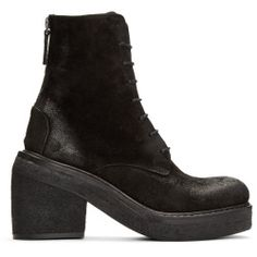 162349F113002_1 8 Supercharge Your Marsell Black Nubuck Parrotta