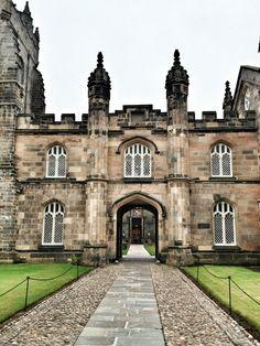 Aberdeen, Scotland, Kings' College