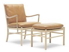 Colonial Chair av Ole Wanscher, Carl Hansen & Søn