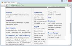 WPKG.org è un famigerato dirottatore del browser programma che è normalmente disponibile come add-on, plug-in o un'estensione del browser. È compatibile con con tutti i più diffusi e sull utilizzati di browser web come Google Chrome, Safari, Mozilla Firefox, Opera, Internet Explorer, ecc