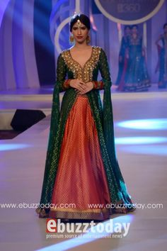 Pantene Bridal Couture Week 2013