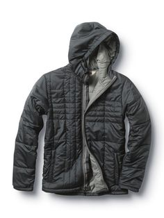 Nomad Hooded Jacket / quiksilver