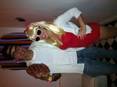 Squints + Wendy Peffercorn, this might be the cutest damn couples costume ever!!!!