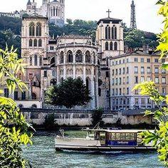 Lyon, France by @daumasphotography