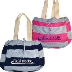 Field Hockey Rugby Striped Sweatshirt Bag by Longstreth. $21.95. http://onemoment4u.org/product/dpmcu/Bm0c0uAxJk1d1d2hKuCh.html