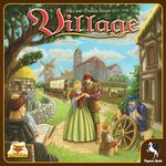 Village | Board Game | BoardGameGeek | Category: Farming Medieval Mechanics: Set Collection Worker Placement