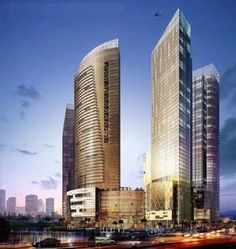 T.Y. Lin International Group | Projects | Vietnam Financial Centre