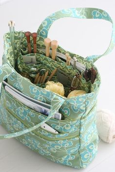 Spotted at International Quilt Market in Pittsburgh – Amy Butler's Sweet Life Bags – FabTalk - It's All About Fabric