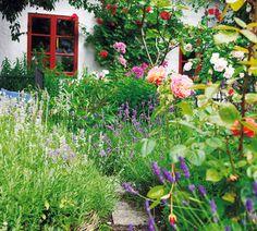 236 best Natural Garden Ideas images on Pinterest in 2018 | Backyard ...