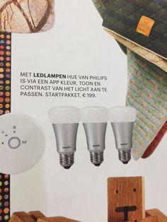Fresh Led lampen app