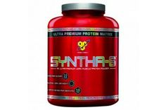 Syntha-6 ensures that your muscles are fed for up to 8 hours with the highest quality combination of six proteins available in the world.