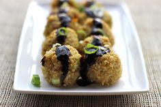 quinoa balletjes