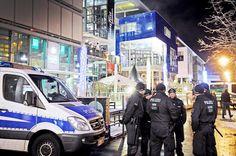 Polizei spricht von ruhiger Nacht am Neuen Bahnhofsviertel +++  Freitagnacht am Boulevard: 23 Platzverweise und zwei Männer in Gewahrsam