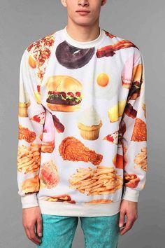 Rook Fast Food Crew Sweatshirt