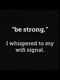 Wi fi problems:)