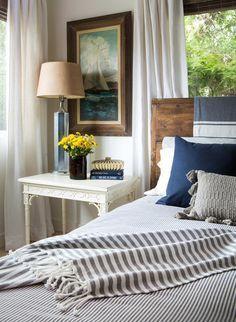 Perfect mix of soft and masculine bedroom Romantic Home Decor, Hippie Home Decor, Cute Home Decor, Home Decor Styles, Cheap Home Decor, Home Decor Accessories, Apartment Interior, Home Interior, Interior Colors
