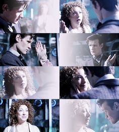 """""""There is a time to live and a time to sleep. You are an echo River. Like Clara, like all of us. In the end my fault, I know. But you should have faded by now."""""""