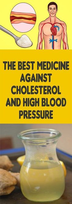 THE BEST MEDICINE AGAINST CHOLESTEROL AND HIGH BLOOD PRESSURE – Let's Tallk
