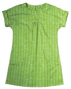 Lisette tunic....simplicity pattern.  I have this pattern and will get to it.
