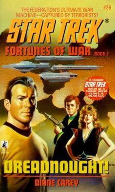 Star Trek Books - Dreadnought! (Star Trek, No 29)