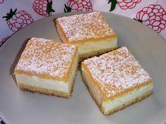 Do múky vmiešame soľ, cukor a prášok do pečiva, rozmrvíme zmäknutý margarín, spoločne so žĺtkami vypracujeme cesto. Je možné pridať 1-2 PL... Vanilla Cake, Banana Bread, French Toast, Cheesecake, Breakfast, Recipes, Basket, Pastries, Cheese Cakes