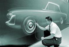 Ford Boss 302 designer Larry Shinoda