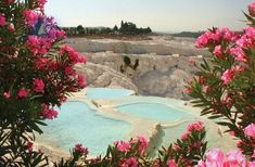 16 photos that will make you want to plan a Mediterranean vacation ASAP Pamukkale, Beautiful World, Beautiful Places, Travel Scrapbook, Great Shots, Travel Photos, Cool Pictures, Travel Photography, Places To Visit