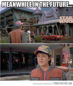 Back To The Future's Prediction…