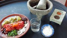 """Oaxaca. Justo a un costado del templo de Santo Domingo se encuentra el restaurante """"Casa Oaxaca"""", todo un ícono de la gastronomía de esa región."""