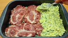 Pork Recipes, My Recipes, Dinner Recipes, Four, Yummy Food, Meat, Savory Tart, Incredible Recipes, Pork
