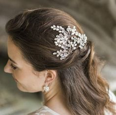 Image of Leafy Glamour Hairpins - click to view