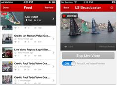 Livestream for Producers App Gets New Live Video Camera Layout