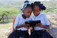 How E-Books Are Changing the Game for Kids in the Developing World