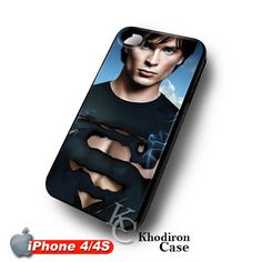 iOffer: Clark Kent Smallville iPhone 4 4S Case for sale on Wanelo