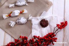 Házi zselés szaloncukor Truffles, Balls, Sweet, Christmas, Candy, Xmas, Truffle, Navidad, Noel