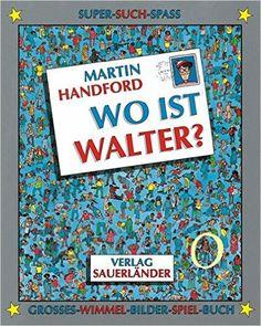 Wo ist Walter?: Amazon.de: Martin Handford: Bücher