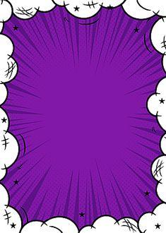 bubble border retro pop art style purple background Purple Background Images, Comic Book Background, Pop Art Background, Poster Background Design, Fond Pop Art, Pop Art Drawing, Pop Up Art, Superhero Pop Art, Superhero Cartoon