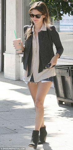 #Style #Rachel Bilson