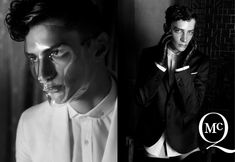 McQ by Alexander McQueens Spring 2013 Campaign Takes on Fetish Style with Manon Leloup