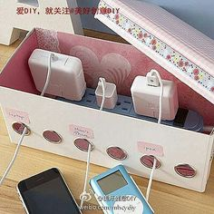 Cool way to charge your electronics