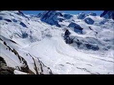 🌎❤️Beautiful planet,earth, belle planète, b - YouTube Zermatt, Mount Everest, Mountains, Beautiful, Nature, Travel, Outdoor, Films, Blog