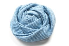 Sewing and Crafting with Sarah: Cute Hair Accessories Denim Fabric Rosette
