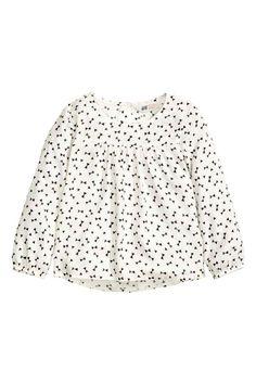 Blusa estampada | H&M