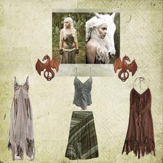 """Daenerys Targaryen"" by tonks12 on Polyvore"