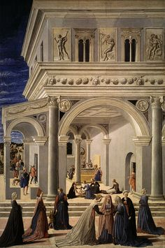 Botticelli, The Last Communion of Saint Jerome, c. early 1490s