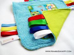 Toalla-mantita con etiquetas, Niños y bebé, Accesorios, Niños y bebé, Juguetes, Fechas señaladas, Cumpleaños, Fechas señaladas, Navidad